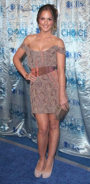 Miss Minka Kelly