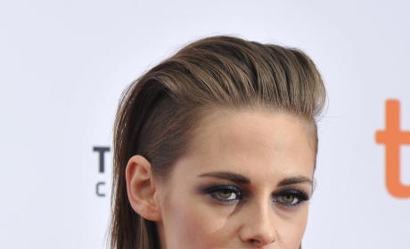 Dead Serious Kristen Stewart
