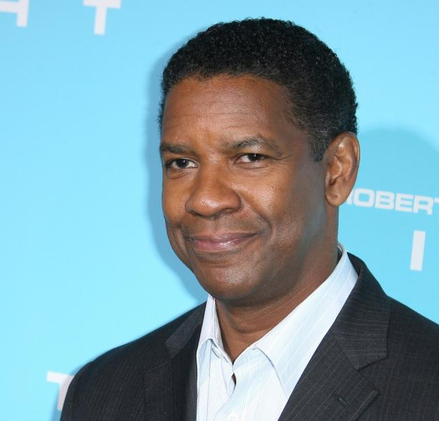 Denzel Washington Pic