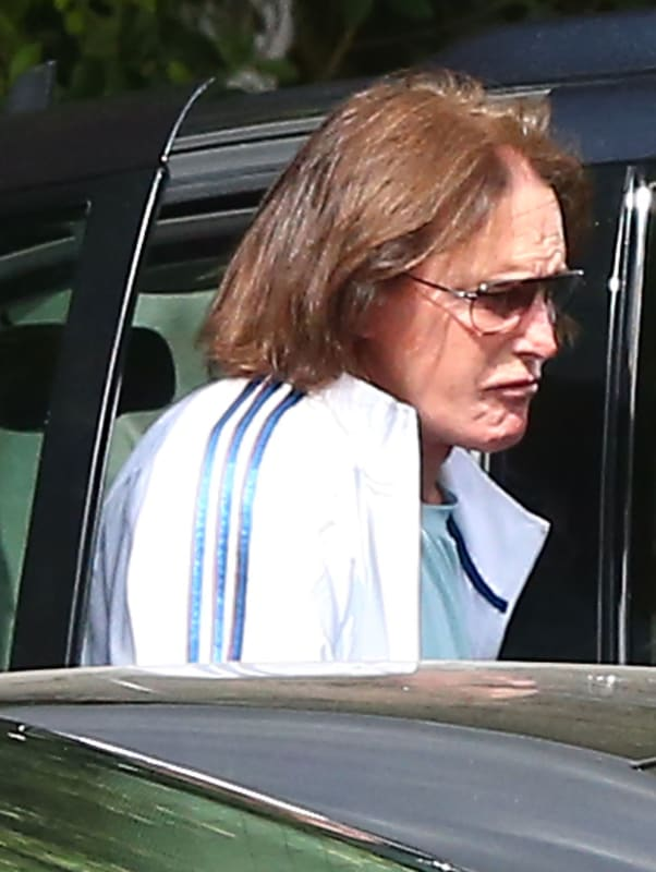 Bruce Jenner, Long Hair