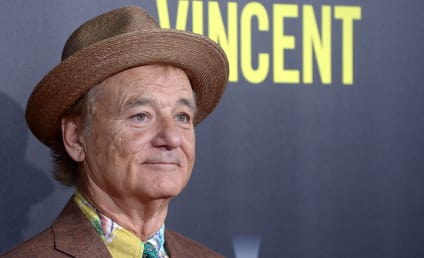 Bill Murray SNAPS, Throws Fans' Cell Phones Off the Roof!!