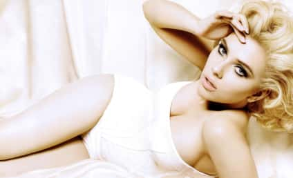 Esquire Magazine Names Scarlett Johansson Sexiest Woman Alive
