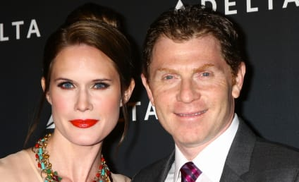 Bobby Flay and Stephanie March: It's Over! And UGLY!