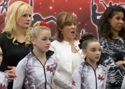 New Team Dancers