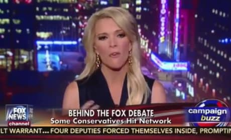 Megyn Kelly Defends Donald Trump... Line of Questioning