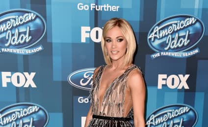 Carrie Underwood: PISSED at Kelly Clarkson Over American Idol Finale!!