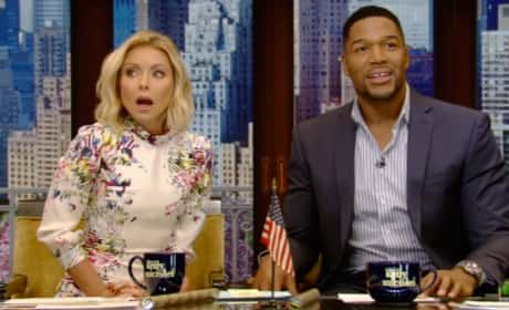 Live with Kelly and Michael Photo