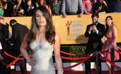 SAG Awards Fashion Face-Off: Lea Michele vs. Dianna Agron