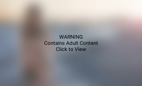 Jennifer Aniston Nude Perfume Ad