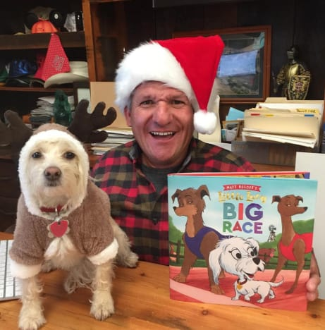 Matt Roloff as Santa