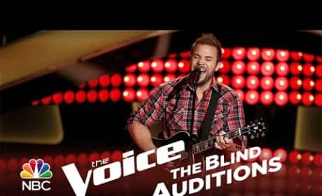 James David Carter - Nobody Knows (The Voice Audition)