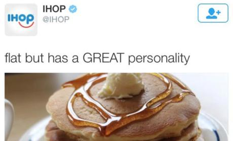IHOP Tweet