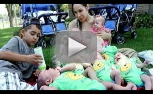 Octomom: My Kid Wants to Be a Stripper, I Need to Change!