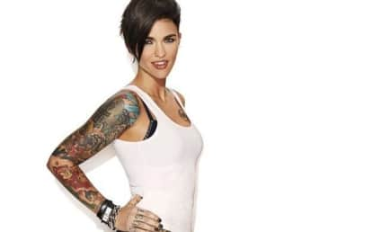 13 Hottest Ruby Rose Photos: Nude, Lewd and Tattooed