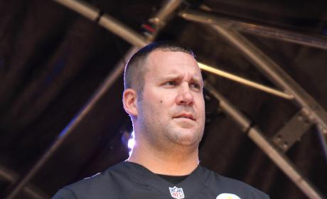 Ben Roethlisberger: NFL Block Party in London