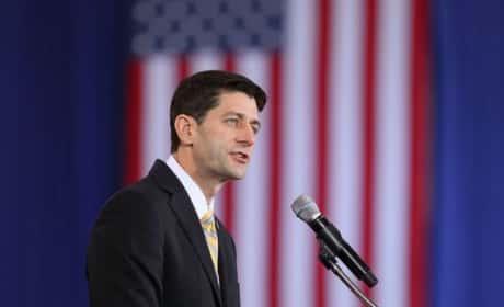 Paul Ryan at Town Meeting