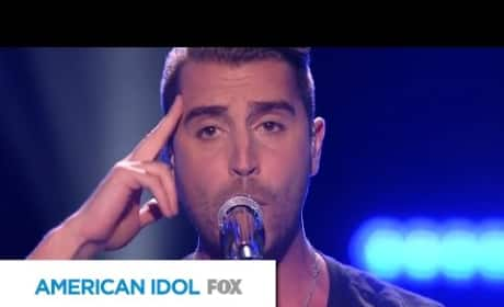 """Nick Fradiani - """"What Hurts the Most"""""""