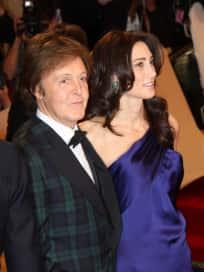 Paul McCartney, Nancy Shevell