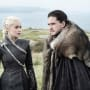 Jon and Daenerys Brood
