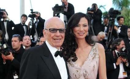 Wendi Deng Hires New Divorce Attorney; Nasty Battle with Rupert Murdoch to Come?
