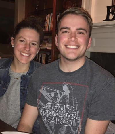 Joel and Molly