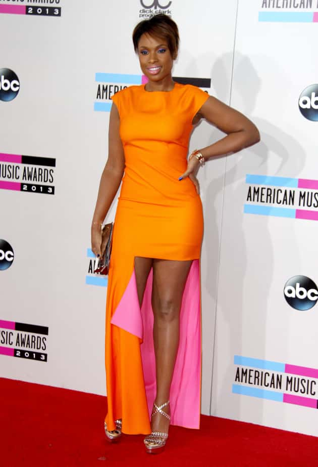 Jennifer Hudson at American Music Awards