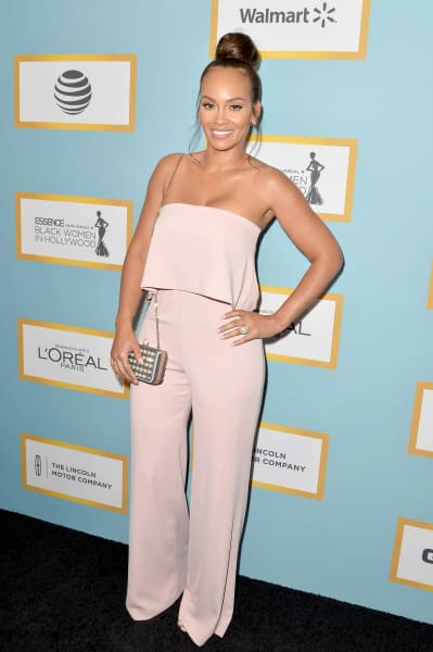 Evelyn Lozada on a Red Carpet