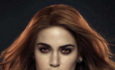 Nikki Reed Breaking Dawn Poster