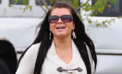 Amber Portwood: Jailed For Contempt of Court After Giving Up on Rehab!