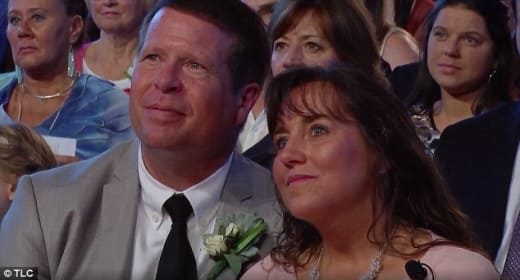 Parents in the Crowd