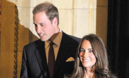Kate Middleton Pregnancy Rumors Resurface After Handbag Held In Front of Belly!