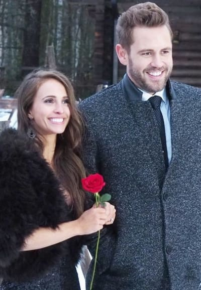 Vanessa and Nick Viall
