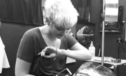 Paris Jackson Pays Tattoo Tribute to Late Father