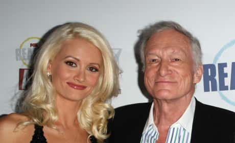 Holly and Hugh
