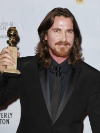 Incredible Christian Bale Biography The Hollywood Gossip Hairstyles For Men Maxibearus