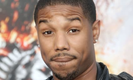 Michael B. Jordan to Play Human Torch in Fantastic Four Reboot?