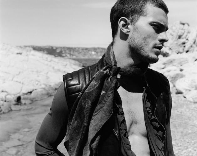 Jamie Dornan: Model
