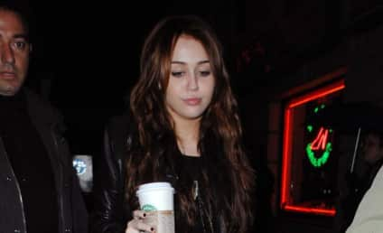 Miley Cyrus Tries, Fails to Party in the USA