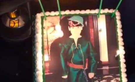 Rob Kardashian Birthday Cake