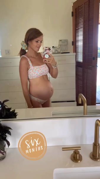 Audrey Roloff at 6 Months