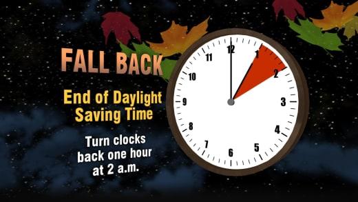 Turn the Clocks Back