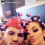 Ronnie Ortiz-Magro and Jen Harley on the 4th