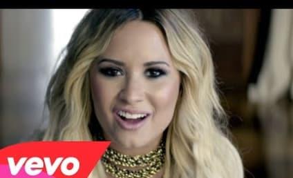 "Demi Lovato Releases ""Let It Go"" Music Video"