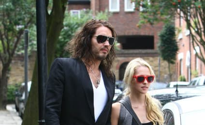 Random Couples Watch: Russell Brand and Teresa Palmer, Lily Cole and Jude Law