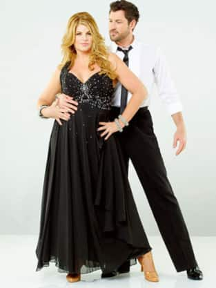 Kirstie and Maks