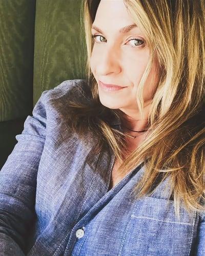 Heather Thomson Selfie