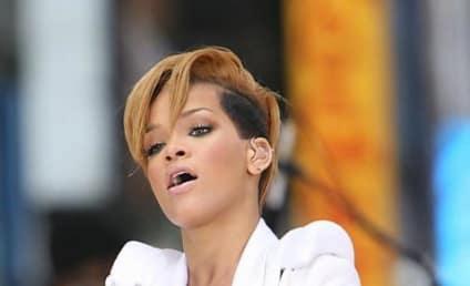 Rihanna Works to Help Olympic Hopeful