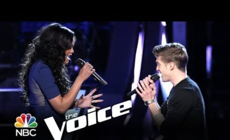 Brittnee Camelle vs. Jake Barker: Climax (The Voice)