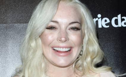 Lindsay Lohan: Model Morgue Employee!