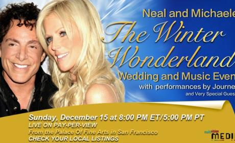 Michaele Salahi Wedding Invite